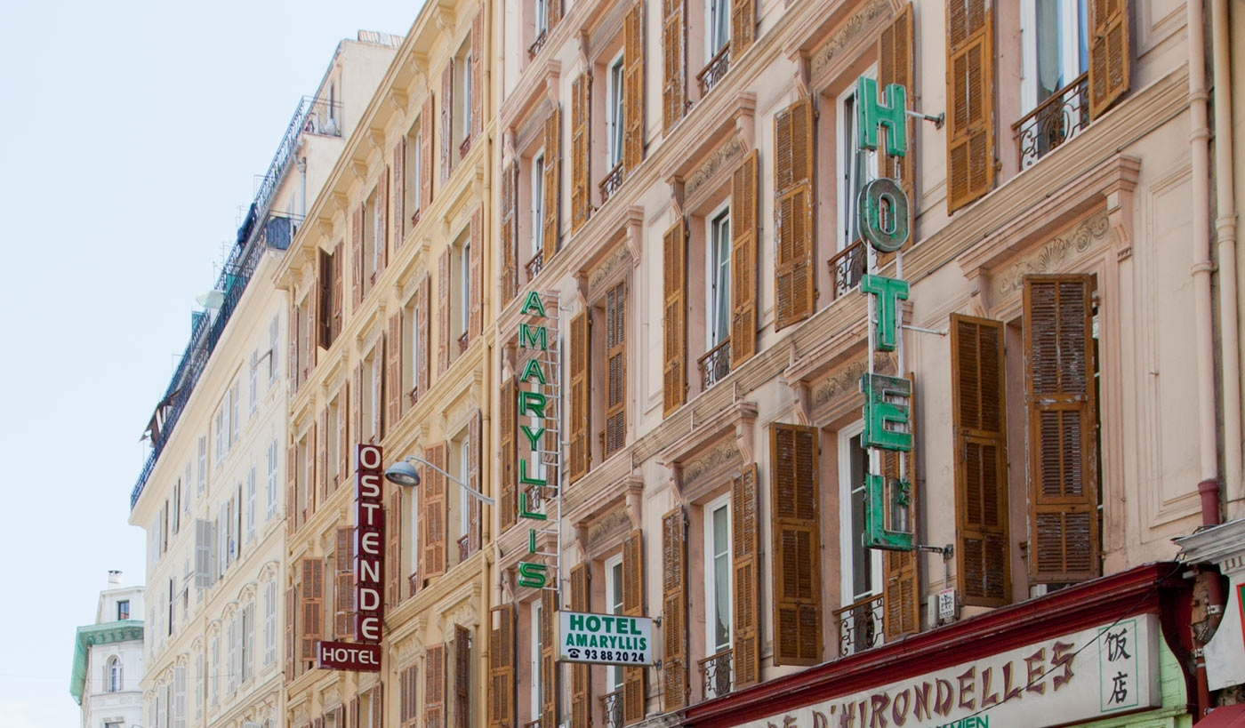 Hôtel Amaryllis Nice | Patio